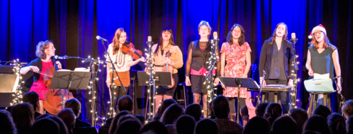Tickets available for Wintery Songs shows